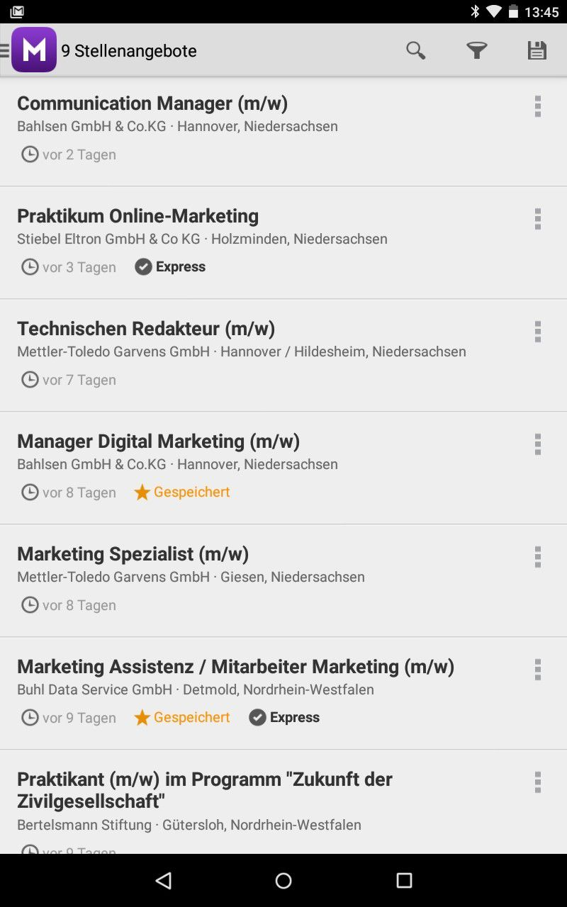 8 Apps für die Jobsuche - PC-WELT