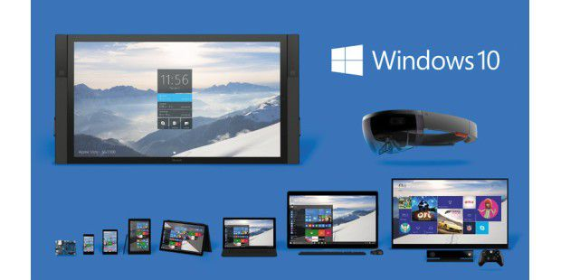 Windows 10: Universal Apps und neuer Windows Store
