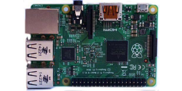 Raspberry Pi 2 Windows 10 Installieren