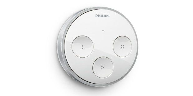 intelligenter lichtschalter philips hue tap ab sofort verf gbar macwelt. Black Bedroom Furniture Sets. Home Design Ideas