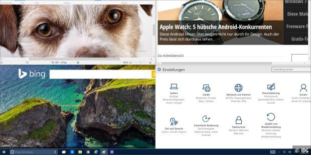 Neuer Snap-in-Manager in Windows 10