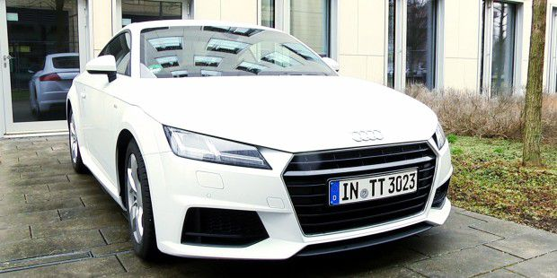 Video: Audi TT mit 12-Zoll-Display im Test