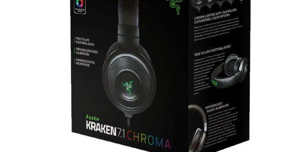 Gaming-Headset Razer Kraken 7.1