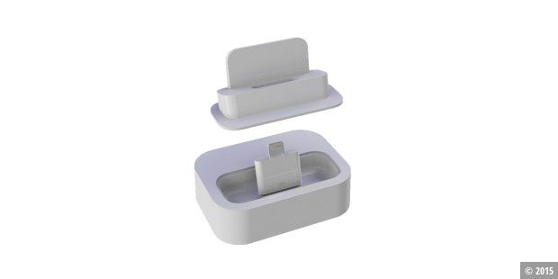 alte ipod lautsprecher mit lightning anschluss macwelt. Black Bedroom Furniture Sets. Home Design Ideas