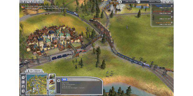 Nimmt der Verkehr zu, stehen sich Züge gerne gegenseitig im Weg.
