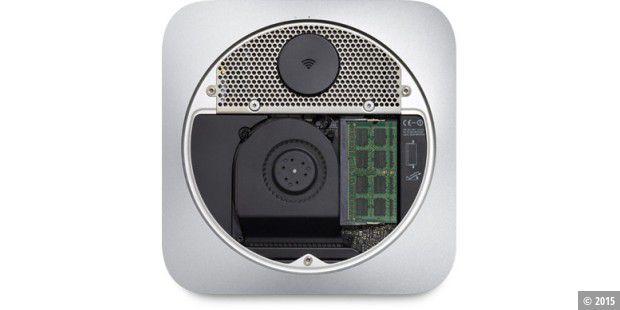 mac mini wird mit fusion drive schneller macwelt. Black Bedroom Furniture Sets. Home Design Ideas