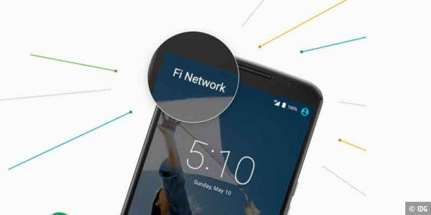 Google Project Fi startet in den USA