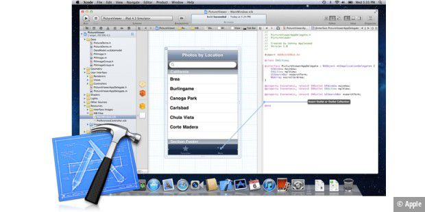 Xcode - Entwickler-Tool