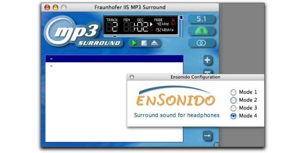 MP3 Surround