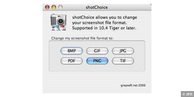 Shot Choice