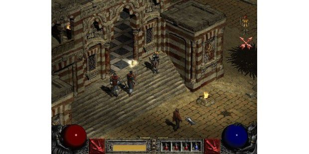 Diablo 2 Screen