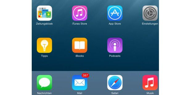 iOS 8: Apples Tipp-App