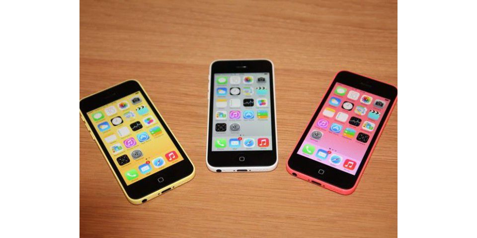 iPhone 5s und iPhone 5c - Hands On