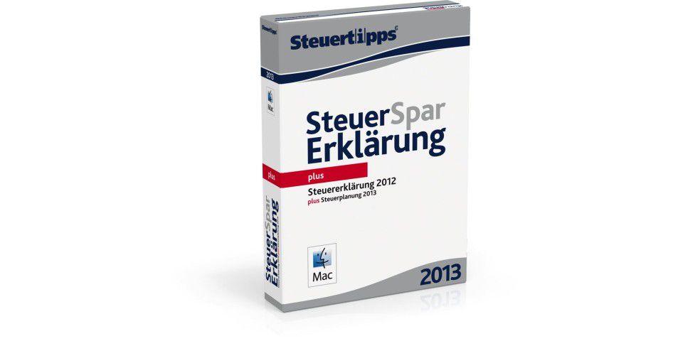 WISO Steuer Mac 2013 und Steuer-Spar-Erklärung 2013