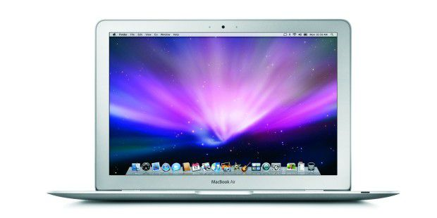 Neues Macbook Air und neues Cinema Display