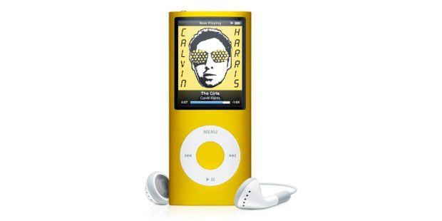 iPod Nano 4G im Detail