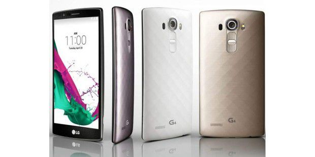LG G4: Neues Top-Android-Smartphone mit 6-Kern-CPU