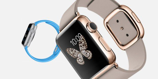 Die Apple Watch hat Probleme mit Tattoos