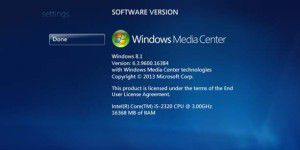 Kein Windows-10-Update mit Windows Media Center
