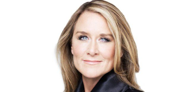 Angela Ahrendts ist Apple-Managerin
