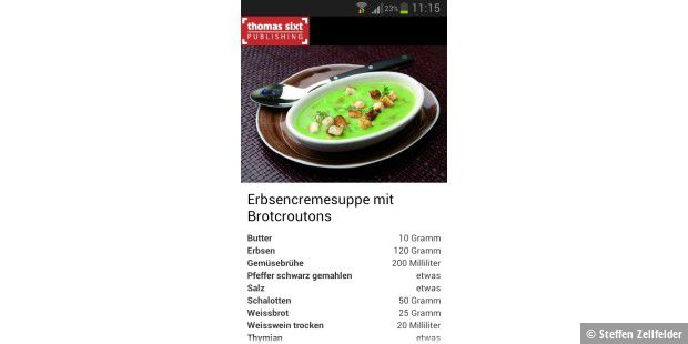 Suppen vegetarisch gratis