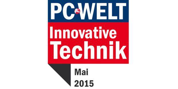 PC-WELT-Auszeichnung: Innovative Technik