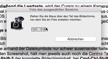 Screenshots Am Mac Erstellen So Gehts Macwelt