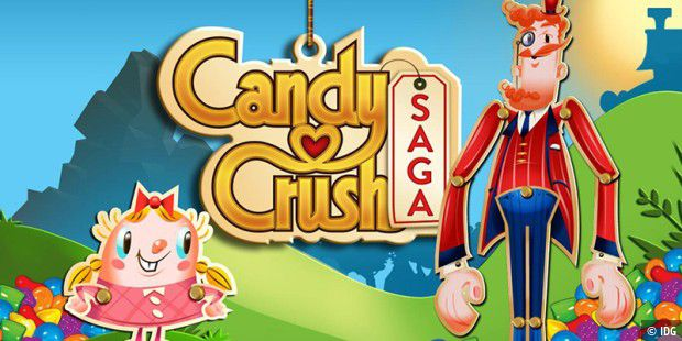 Mit Windows 10 an Bord: Candy Crush Saga