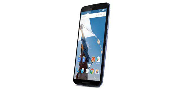 Platz 3: Google Nexus 6