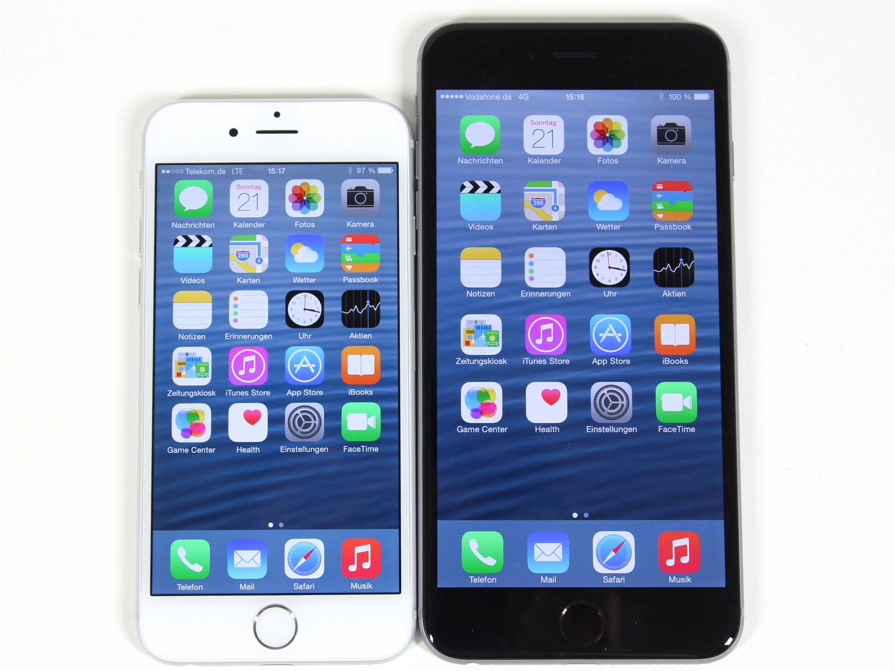 iphone test was sie ber das iphone 6 wissen sollten. Black Bedroom Furniture Sets. Home Design Ideas