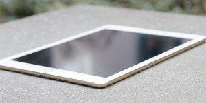 iPad Air 2 im Test: Viel Kraft, wenig Saft