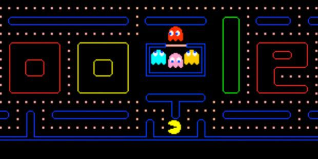 Happy Birthday, Pac-Man!