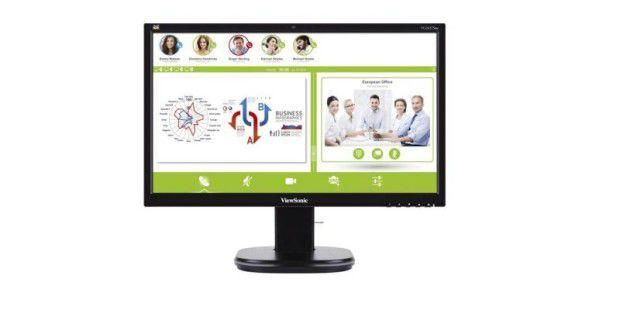 derzeitiger Testsieger bei den günstigen Monitoren: Viewsonic VG2437Smc