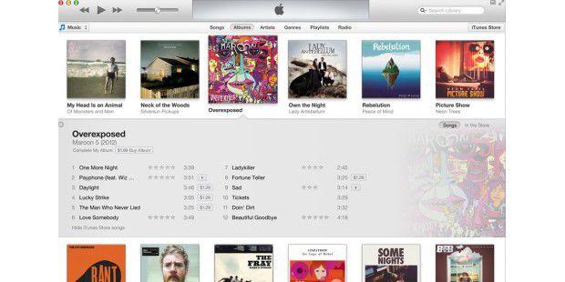 iTunes – das ist neu