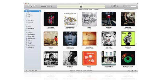 iTunes 5 das ist neu