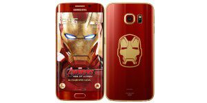 Samsung Galaxy S6 Edge Iron Man Edition offiziell