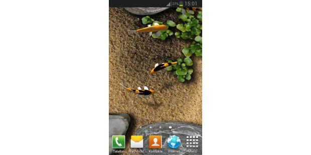 Koi Live Wallpaper Gratis