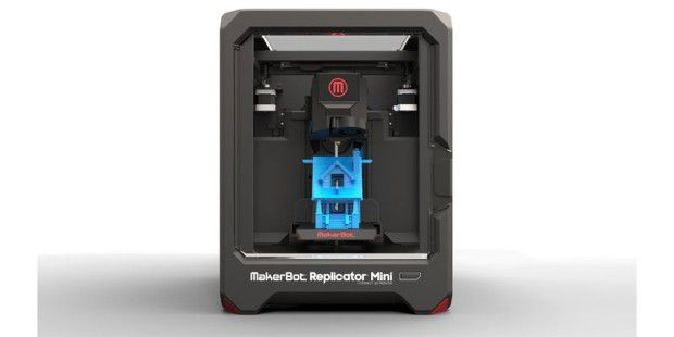 Test 3D-Drucker Makerbot Replicator Mini