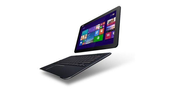 Tablet-Ultrabook-Kombination im Test: Asus Transformer Book T300 Chi