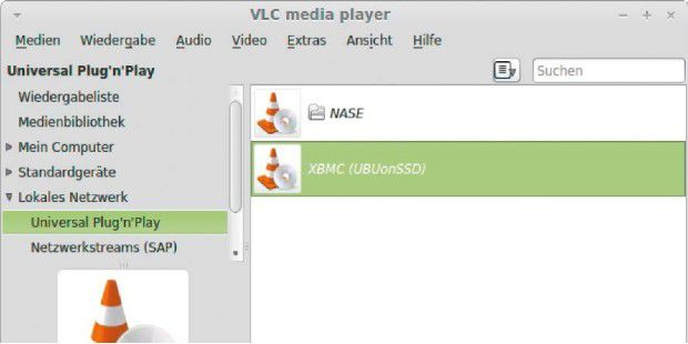 Streaming-Clients: VLC, PS4 oder doch Android