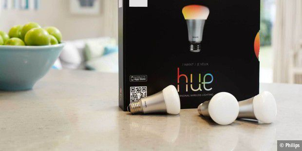 Philips: Hue kompatibel mit Homekit