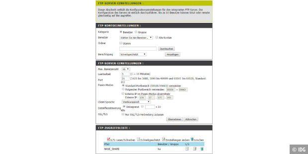 FTP-Server-Tutorial: NAS & Mini-PC im Heimnetz - PC-WELT