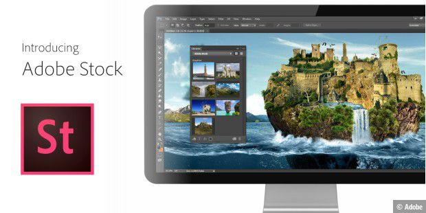 CC 2015: Adobe Stock und Creative Sync