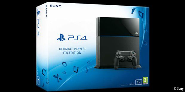 Sony hat die neue Playstation 4 Ultimate Player 1 TB Edition vorgestellt