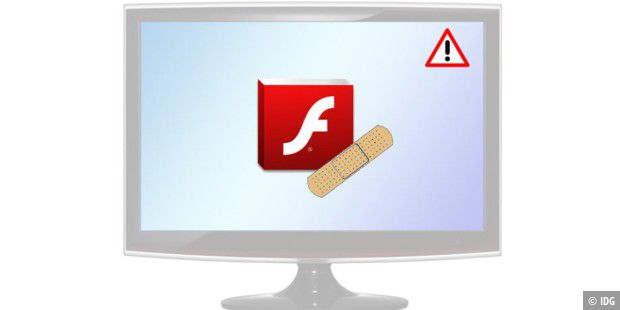 Adobe Flash Player: Wichtiges Sicherheits-Update sofort installieren