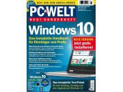 PC-WELT Sonderheft zu Windows 10 - Gratis zum Download