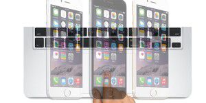 iPhone 6S mit Force Touch in Produktion
