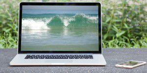 Mit Mac und iPhone in den Urlaub