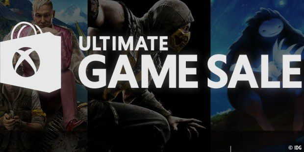 Ultimate Game Sale im Xbox Online-Marktplatz