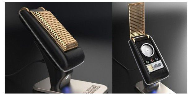 Offizieller Bluetooth Star Trek Communicator